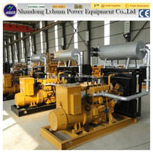 40kw wood gas gasification fired electric biomass generator price