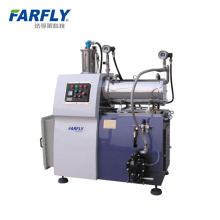 China Farfly FWE paint sand mill,horizontal sand mill,laboratory sand grinder