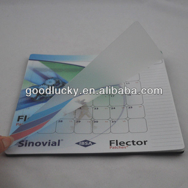 PVC & EVA Mouse pad with Calculator and USB Hub