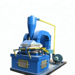 Dry waste copper plastic pvc cable wire recycling separator plant for metal