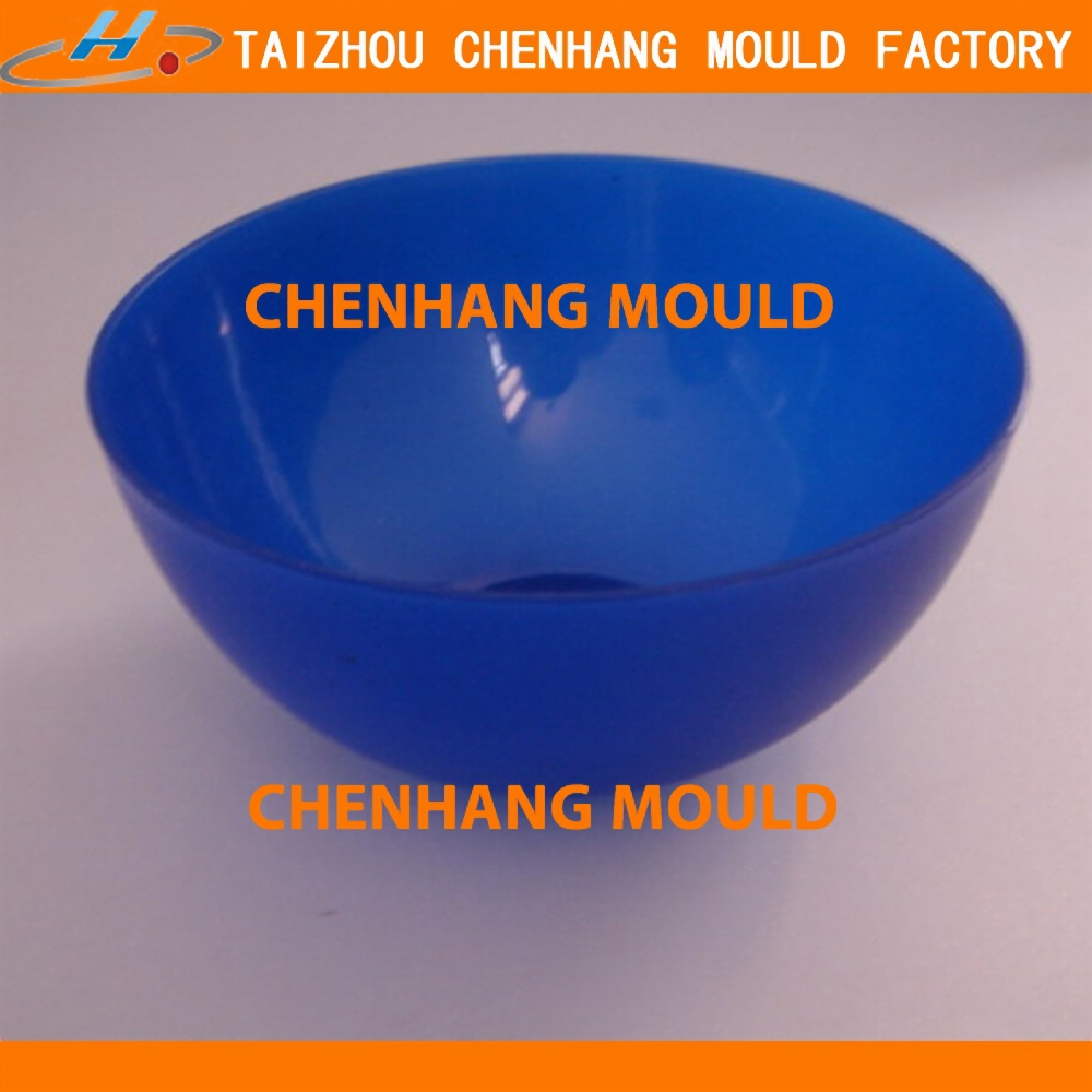 2016 very clear plastic bowl molding for household uses