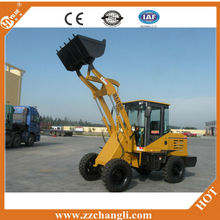 ZL12 Mini Front End Loader for sale with bucket