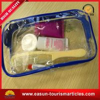 economy class comfortable kit best inflight travel kit portable airline amenity kits wholesales price