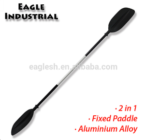Finely processed inflatable kayak canoe paddle for sales promotion
