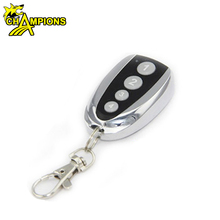 mini keychain universal remote control sliding gate opener AG002