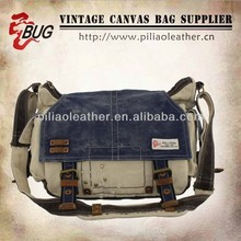 2014 hot sell canvas shoulder bag