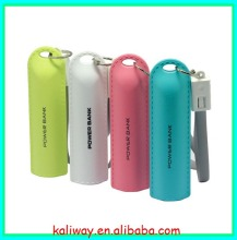 18650 battery charger rohs power bank charger and power bank 2600mah battery mobile, led torch light portable charger