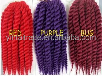 Crochet Hair Distributors : ... Crochet Braid Hair,Nubian Twist Braid Hair,Ombre Braiding Hair Product