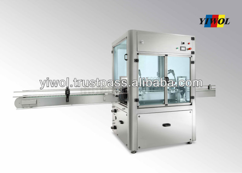 Vertical Form Fill Seal Machine With Volumetric Piston Pump