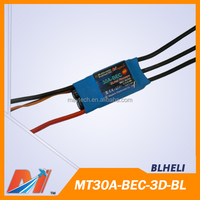 Maytech Electric Speed Controller esc BLheli 30A 4S BEC 3D for propeller quadcopter