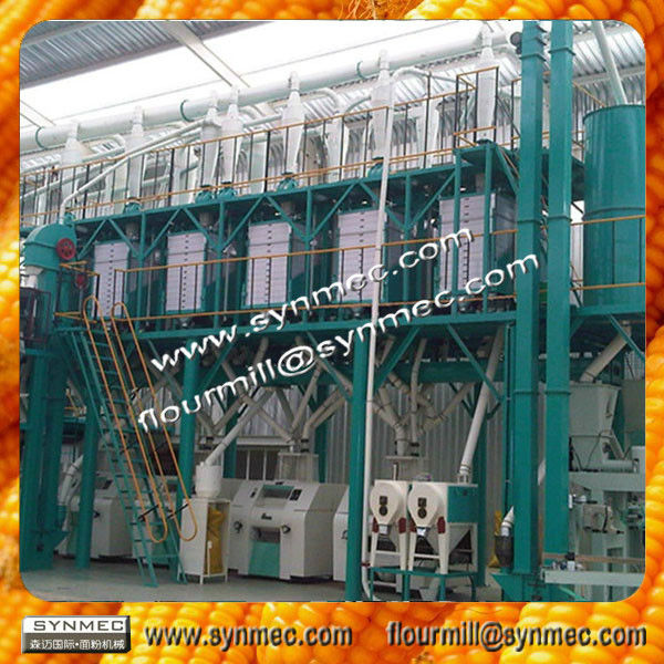 automatic grain flour mill machine for wheat product