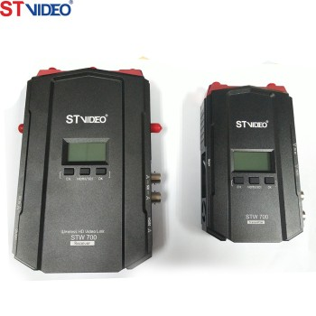 1080p long range 700m wireless extender HD/SDI link transmitter and receiver