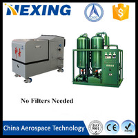 Pure Physical Purification No Pollution High Filter Accuracy Vacuum Transformer Oil Purifier/Oil Filter Machine