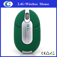 Computer accessory cute designer wireless laptop mouse with logo