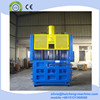Factory sale price Hydraulic vertical pressure packing machine waste carton textile bale machine