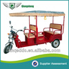 Hot Selling Bajaj Three Wheeler Tricycles From China