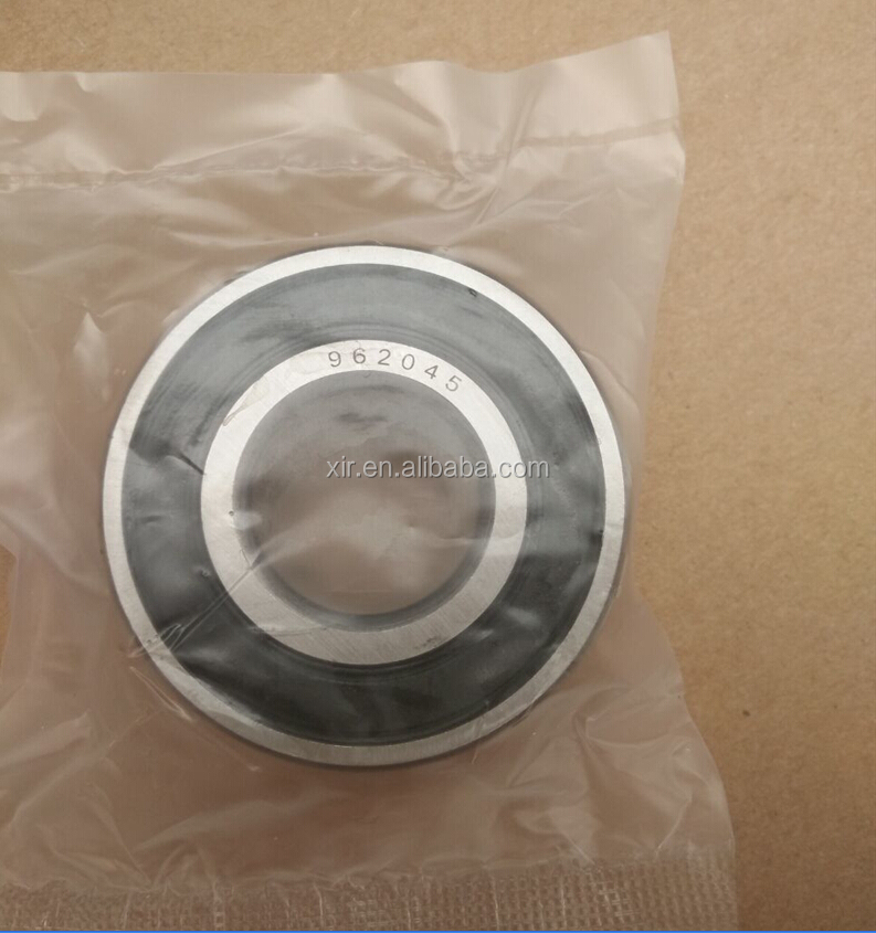 Deep groove ball bearing 63204-2RS chrome steel, ABEC-1 ball bearing