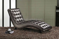 Nice single leather recliner sofa FMF052