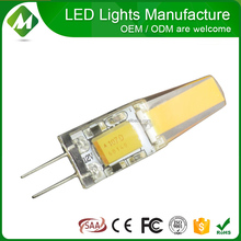 Factory Price G4 Silicone LED Bulb 1.5W 2W 3W/g4 led 12v