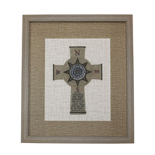 Religious Cross Photo Frame Plastic Large Picture Frames