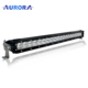 "IP69K waterproof Aurora 20"" single row LED light bar"