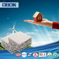 OBON light weight heat resistant materials for building schools hospitals and Shopping malls