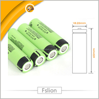 2015 Genuine NCR 18650B 3400 mAh Protected/Unprotected lithium Battery Made in Japan