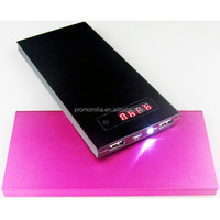 Wholesale digital capacity display power bank 8000mAh for Huawei phone