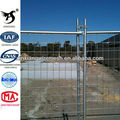 Pedesrian Safty Barrier For Construction Site