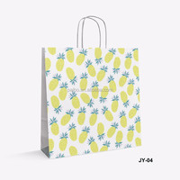 JY-04 Cheap Gift kraft paper bag