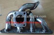 304 stainless steel exhaust manifold for EVO 1-3