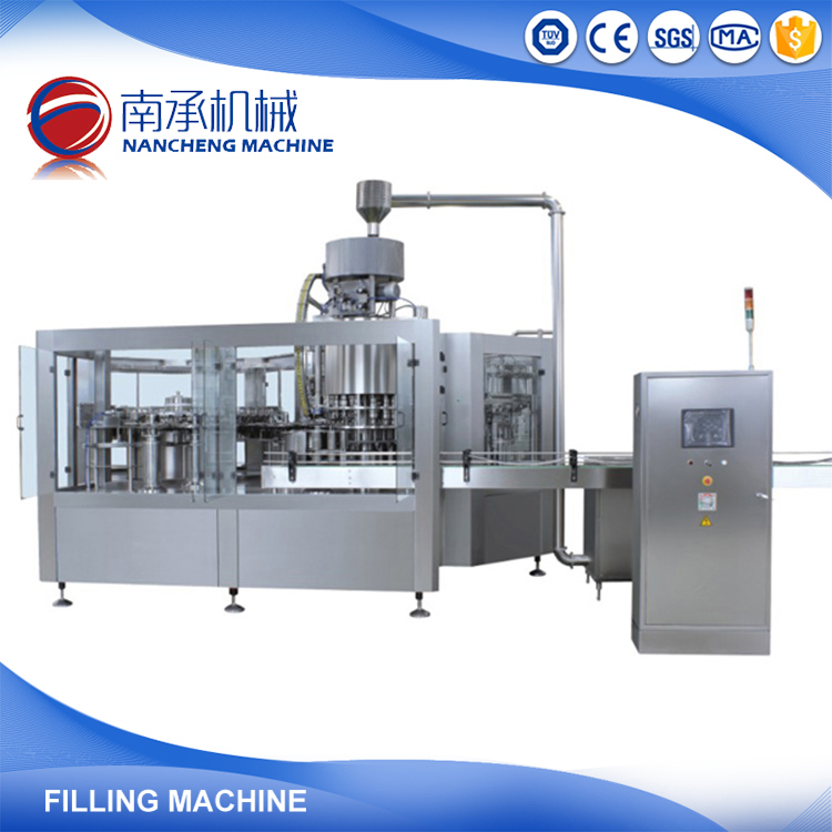 Energy Drink Can Filling Machines for Beverage
