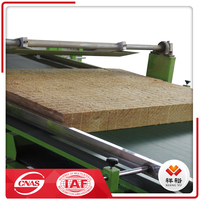 Core soundproofing rockwool mineral wool sandwich panel