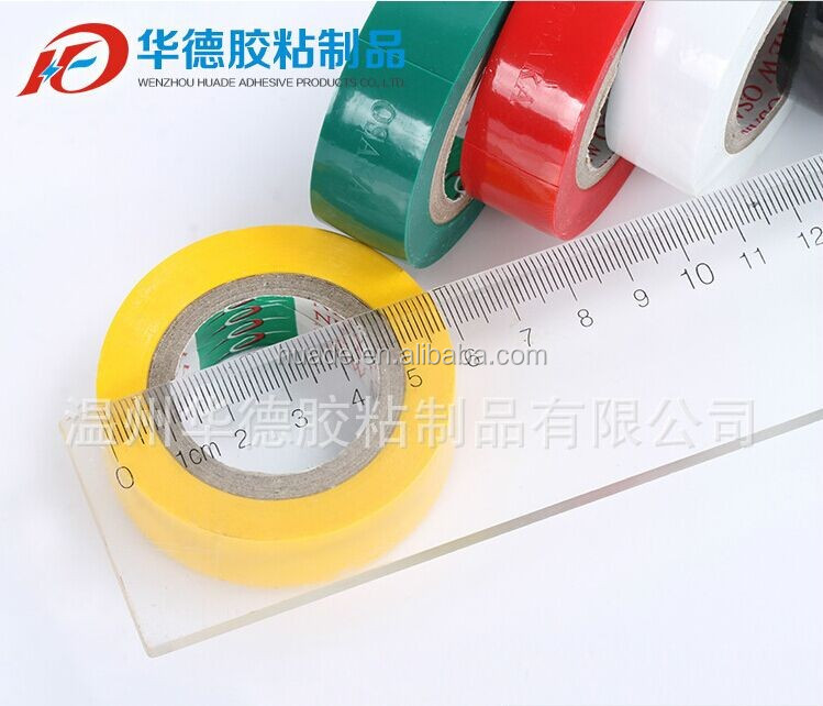 Wenzhou Lianyi Wire Harness Tape Co Ltd : Best quality shiny pvc electrical insulation tape buy