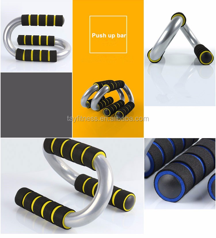 OEM Fitness Push Up Bar Power Gym Pull Up Bar