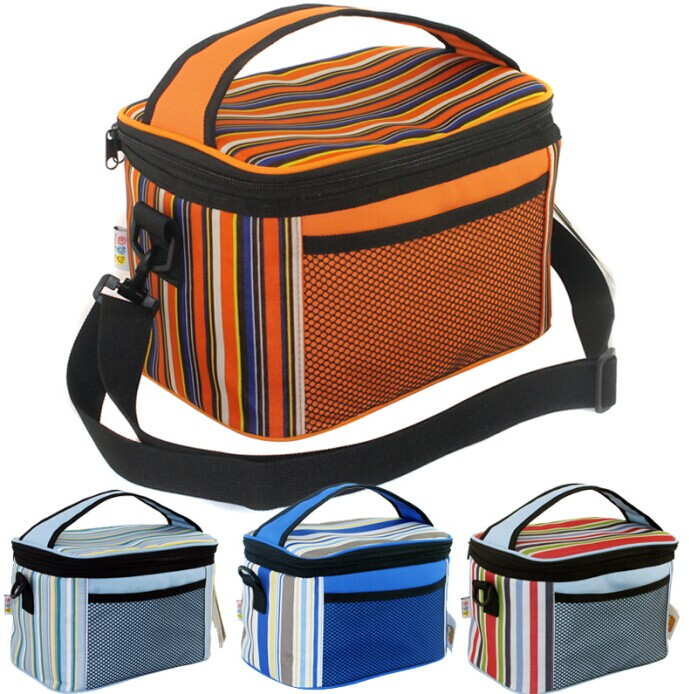 Bags cooler bag insulation with lunch box bag