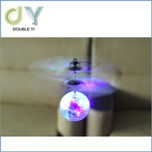 Infrared induction aircraft / lighting suspension remote control ball