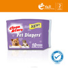 Disposable Puppy training pads pet diaper