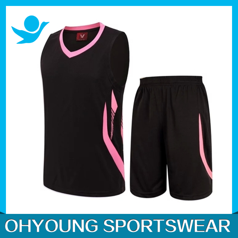 wholesale sports jersey new model basketball jersey uniform and logo design