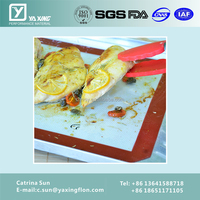BBQ GRILL Good selling silicone baking sheet