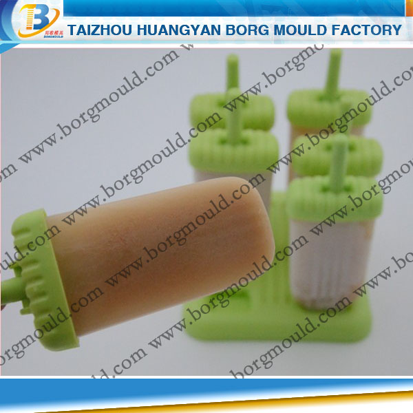 plastic injection popsicle mold /Ice Cube Mold