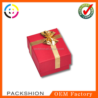 2015 hot sale custom gift box jewelry display box from Packshion