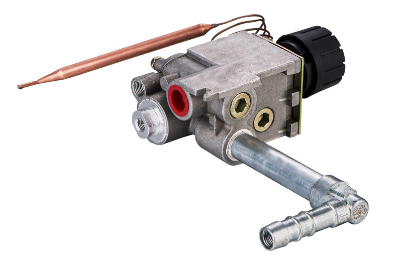 Temperature controlled valves