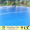 indoor or outdoor futsal court flooring interlocking tiles