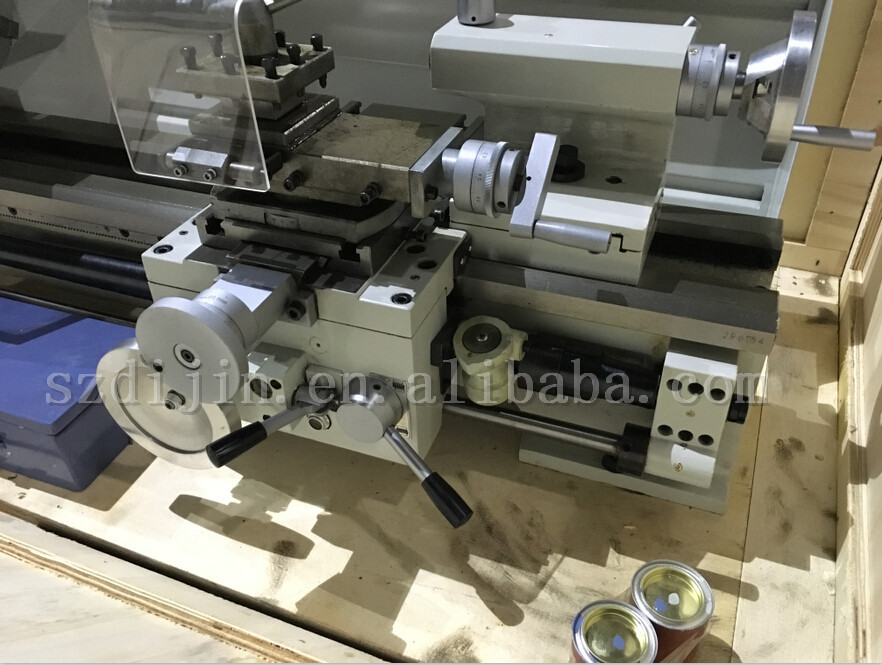 shenzhen mini lathe with big bore 38mm metal lathe mini for sales