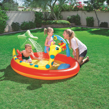 "Bestway 76""x59""x35""inflatable kids outdoor Play Center"