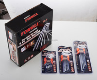 S2 Durable Wrench Hex Key Set