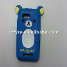 2012 radiation proof silicone mobile phone cases