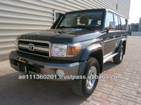 New Car Toyota Land Cruiser Hardtop 76 HZJ76 Special