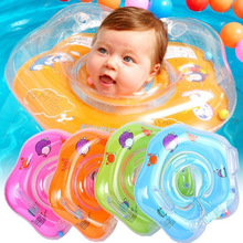 Hot Sale Safety Inflatable Baby Infant Swimming Neck Float Ring